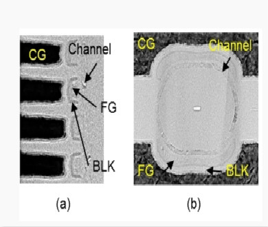 "KIOXIA develops a new 3D semicircle FLASH unit structure ""Twin BiCS FLASH"" - 图片"