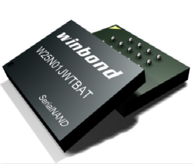 Winbond becomes the world's largest supplier of Nor Flash? - 图片