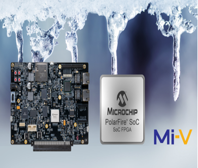 Microchip released the industry's first SoC FPGA development kit based on the RISC-V instruction set architecture.